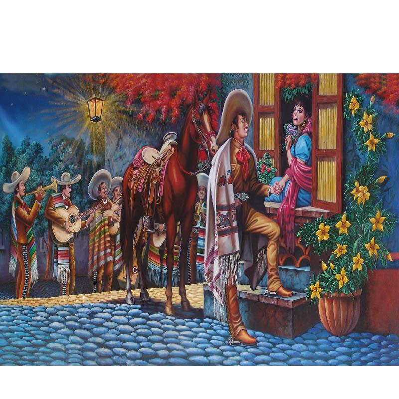 Imagen-Mural Pueblo