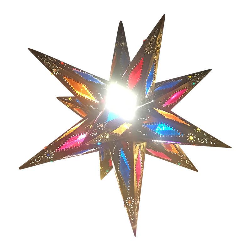 Imagen-Estrella con colores
